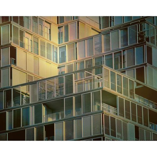 Rubicube Carré Cube Cubix Geometrie Geometry Geometric Building Bâtiment  Building Resident Tower Residence Balcon Terrassa Terasse Sunreflection Architecture Designbarcelona Design Barcelona Barcelone