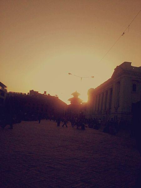 Sunset Durbar Square Historical Sights