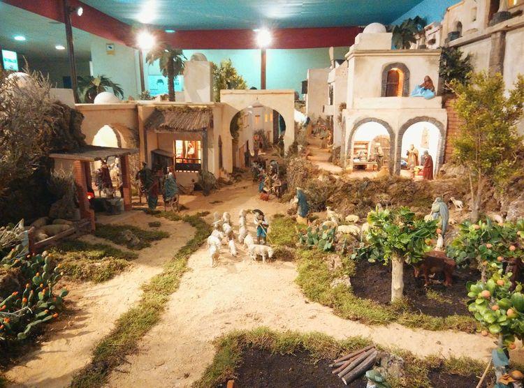 Taking Photos Xmas Decorations Merry Christmas! Fuengirola city hall
