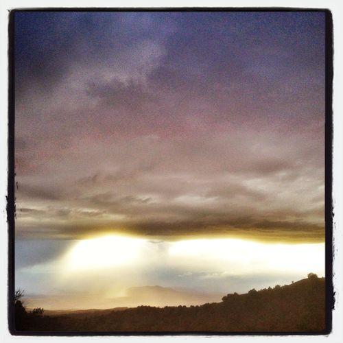 Beauty in the sky. Sun Set