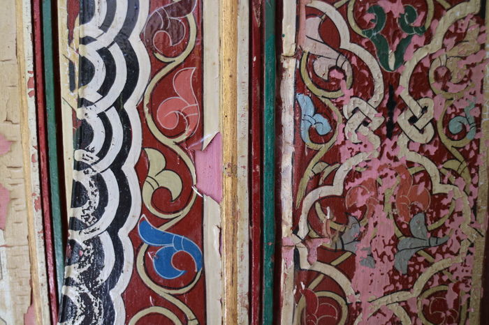 Arabic Architecture Design Door Façade Mausoleum Morocco Mosaic No People Old Door Oriental Oriental Style Ornaments Ornate Painting Rissani Travel Photography Your Design Story