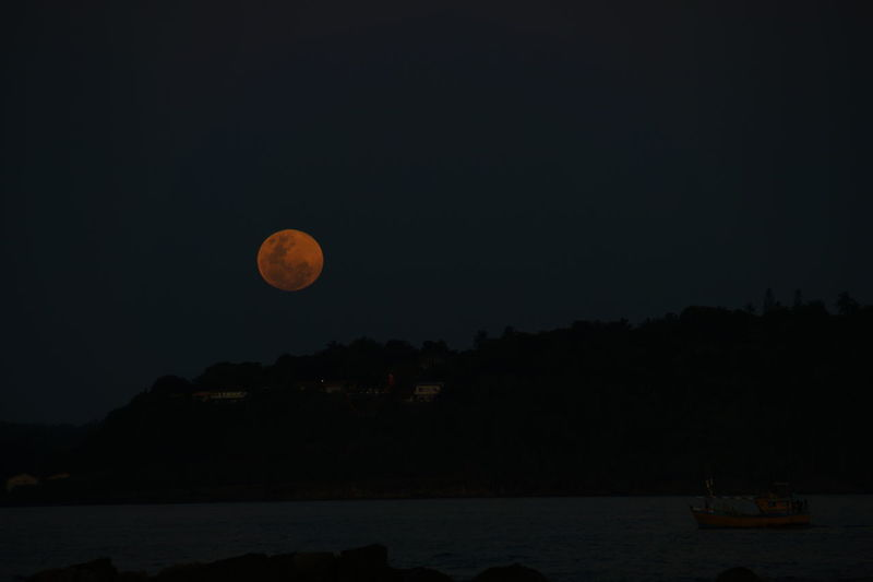 Moonshine Sky