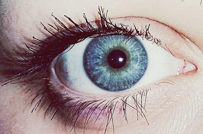 Eye Blue Blue Eyes <3 Myeye♡ Justapicture Theeyesarethemirrorofthesoul