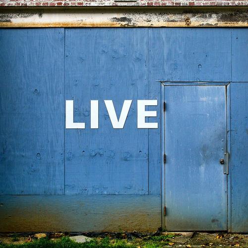 Live Door Blue