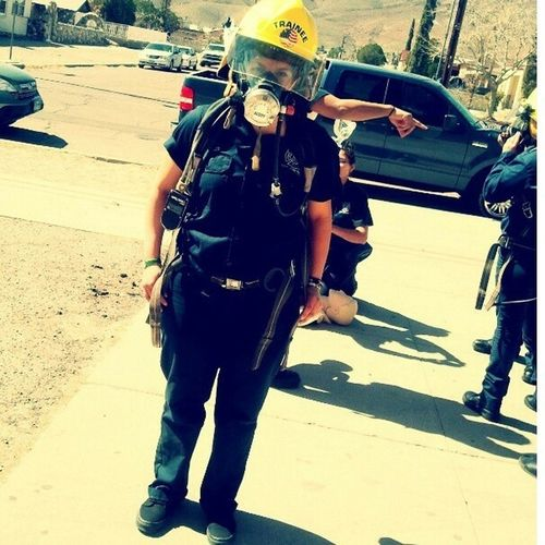 Fire Fighting ♡