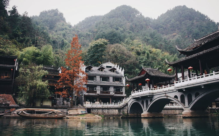 China Beauty China Traditional Spirit Historical Building Arch Arch Bridge Architecture Beauty In Nature Bridge - Man Made Structure Building Exterior Built Structure China Connection Culture Heritage Heritage Heritage Building Heritage Site Historical Nature Outdoors Plant River Transportation Tree Water Waterfront