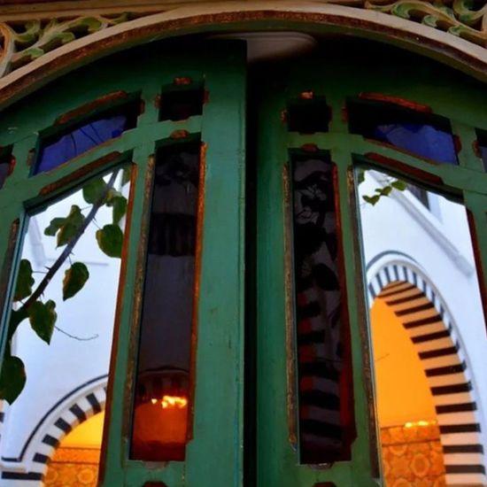 Tunisia Igertunisia Door Tunisian beauty decoration art يا ربي لعمال عليك ... صباح الجمال :)