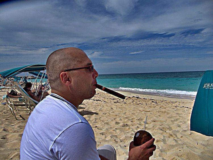 Atlantis, Bahamas.  Tadaa Community Relaxin' Life Is A Beach