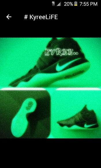 Kyree... Kyrieirving Basketball Cavs Sneakers