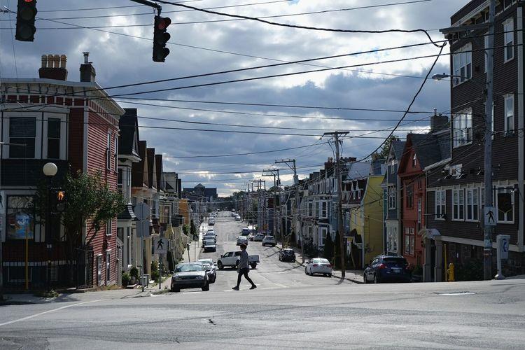 Random street while exploring St. John's Newfoundland a little ways back. Only posting now EyeEm Newfoundland Streetphotography