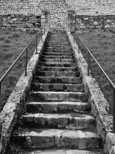 Staircase leading to staircase