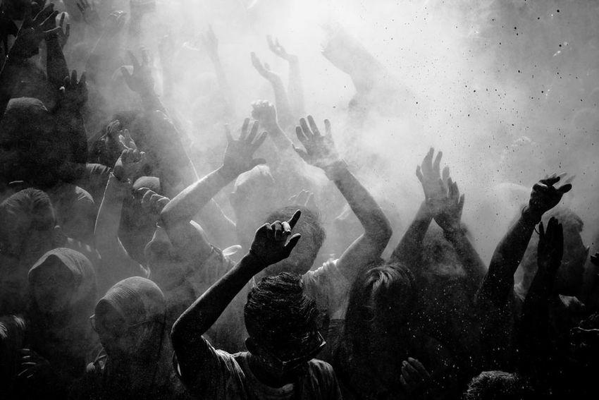 Solo, 2015. The Street Photographer - 2015 EyeEm Awards Blackandwhite INDONESIA Streetphotography