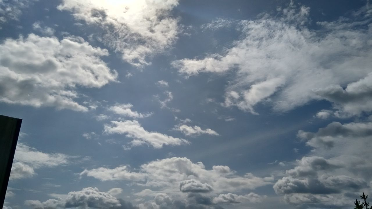 cloud - sky, sky, low angle view, no people, day, beauty in nature, backgrounds, nature, outdoors, scenics, full frame