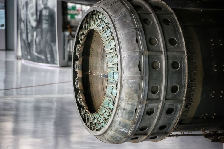 Duxford Imperial War Museum Aerial Close-up Combat Plane# Concorde Concorde Plane Day Duxford Imperial War Museum F22 Raptor Indoors  Mig21 No People Plane Museum Planes Stealth Tire Transportation Transportation Wheel