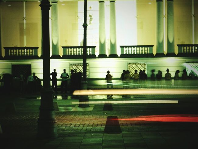 What Who Where Larga Exposicion Travel City Day Real People Illuminated Travel Photography Lifestyles Candid Photography Mexico De Mis Amores Photograph Looking At Camera Enjoy The New Normal Veracruz, México Focus Objects Architecture Art And Craft