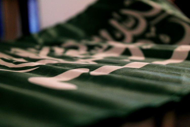 Saudi Arabia Flag Pride Arab Showcase: December