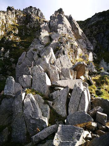 Pinnacle Ridge St Sunday Crag Lake District England Uk United Kingdom Timeless Mountain Scenery Nature Landscape Photography