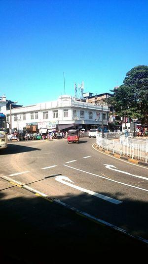 Kandy city. Worldthroughmyeyes Kandy SriLanka First Eyeem Photo