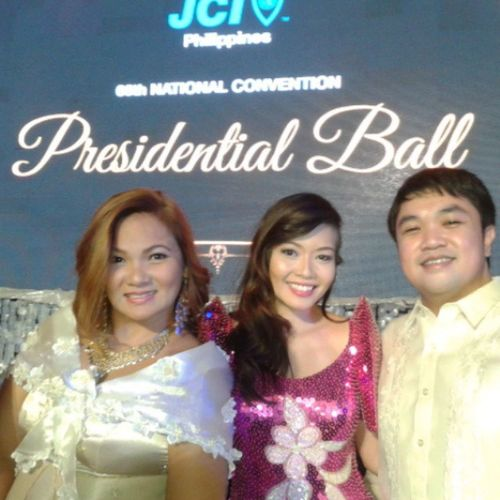 Presenting the 2015 Chapter Presidents from Bacolod at the JCI 66th Nationional Convention Presidential Ball Cagayannatcon2014 Cagayan2014 Jcibacolodexecutive Presidentialball