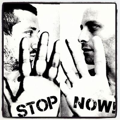 I think we all had enough. mismas and I on #Pixplit for iPhone share similar views. #stoptheterror Pixplit Stoptheterror