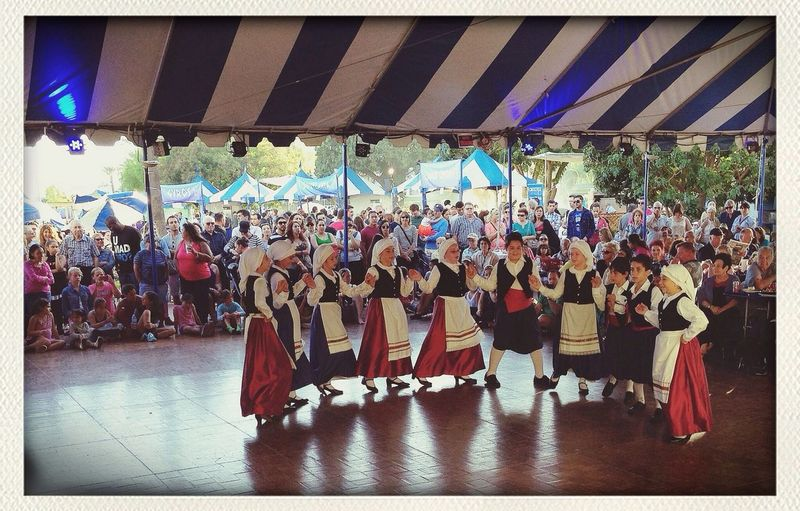 Greek Festival Gather & Celebrate Dancing Greek Dances