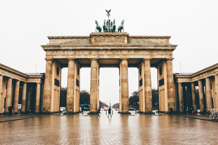 Architecture Berlin Building City City Life Couple Germany People Tourism