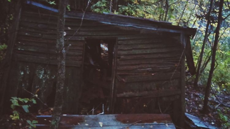Abandoned Buildings Creepy House