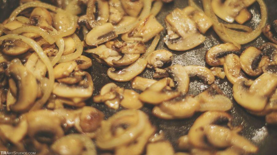 Mushrooms Food