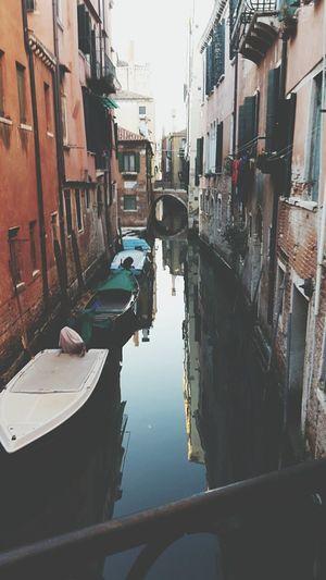 Beautiful Venice Together In Paris