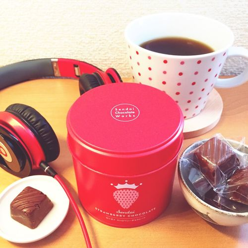 Coffee Coffee Time Strawberry Chocolate Chocolates 和三盆 和三盆糖 仙台いちご チョコレート
