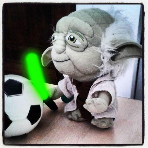 Meister Yoda hat immer einen guten Tipp auf Lager. Star Wars Jedi I Am A Jedi