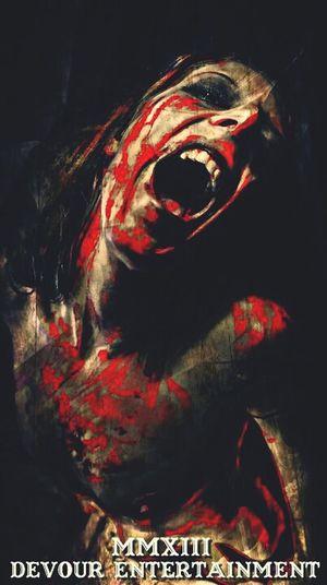 Blood Horror Torture Scream Gorey Devour Entertainment