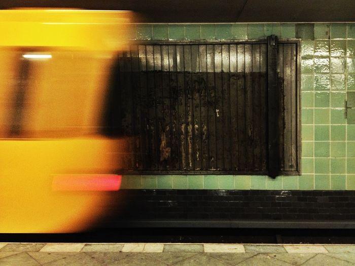 10 Seconds Too Late Train•station•spotting Rush Hour öpnv
