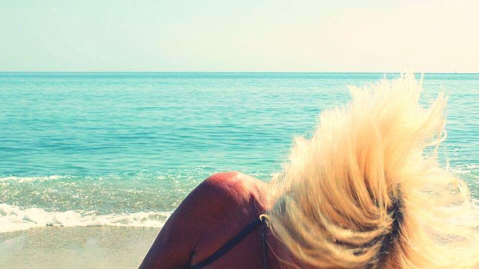 Capturing Movement Sun Mouving Hairstyle Skyisblue Frejus EyeEm Nature Lover Beautiful ♥ Enjoying Life Popular Photos