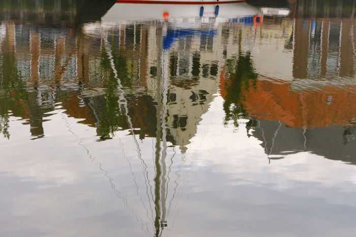 Rainy day in the harbour Autumn Colors Dutch Harbour EyeEmNewHere Harbour View Rain Rainy Days September The Netherlands Boats Day Images Of Holland No People Old Dutch Harbour Old Houses Outdoors Rainy Day In The Harbour Reflection Reflections And Shadows Reflections In The Water Sailing Upside Down Upside Down Photography View On A Harbour Water