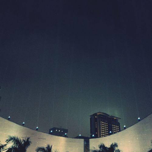 Light And Shadow Sky Traveling Night Night Lights