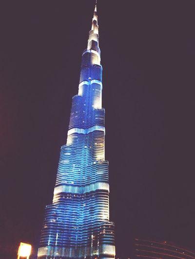Dubai Hello World Expodubai2020 shiekh khalifa's tower ??