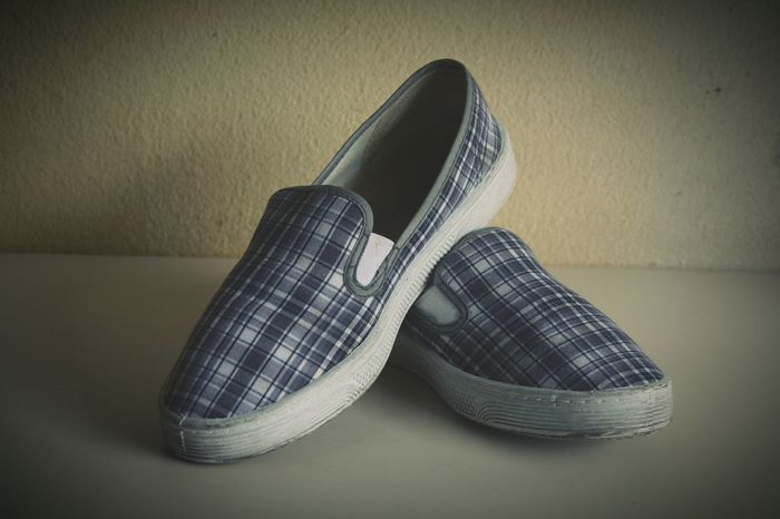 EyeEm Selects Indoors  Shoe Fashion Pair No People Close-up Day Scottish Gray Color Shoes Shoes Casual Dress Shoes Casual