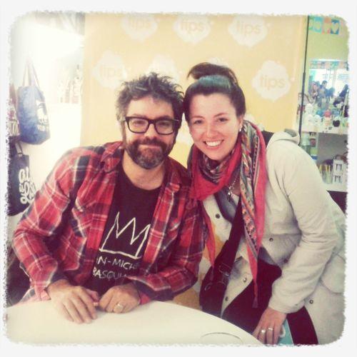 Con Liniers !! :D