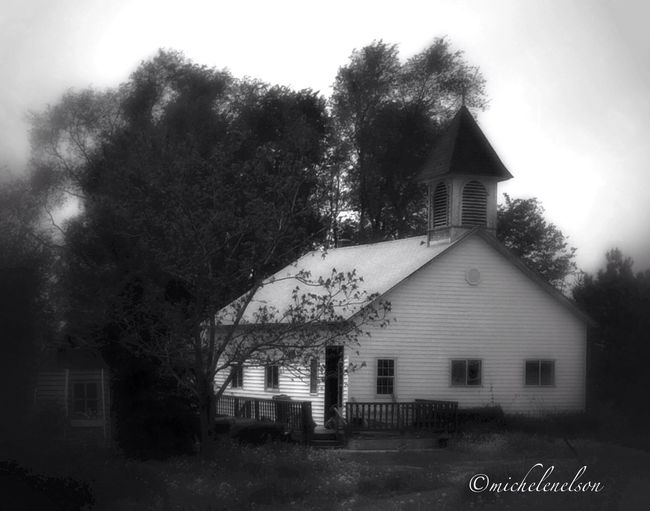 Where my husband attended school 1-8. IntheCountry IPhoneography Countrylife Travelling
