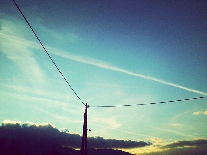 Skyline Sky Theskyaboveus