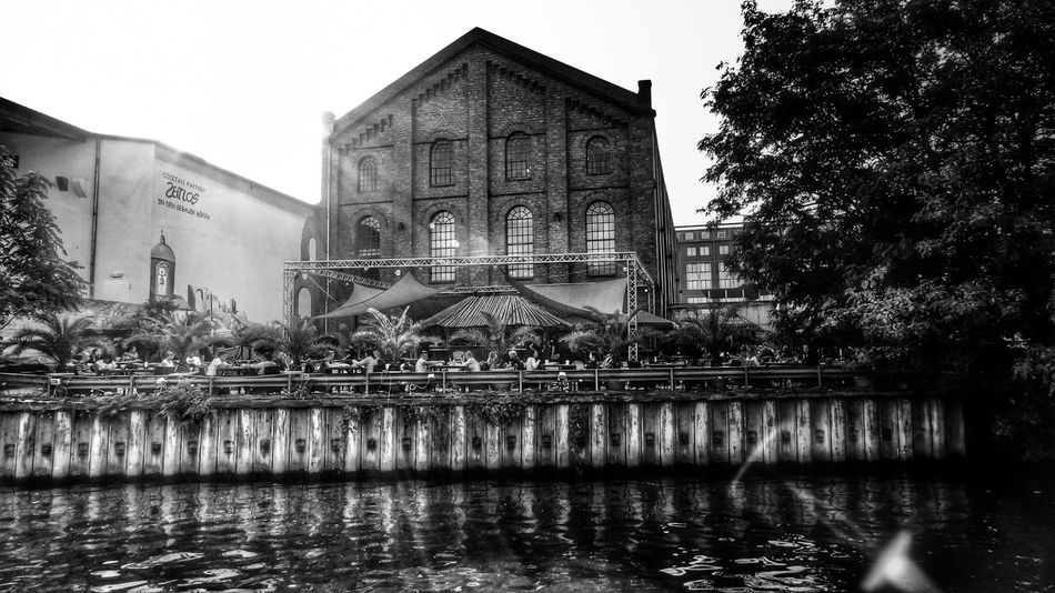 Berlin Monochrome Light And Shadow Blackandwhite