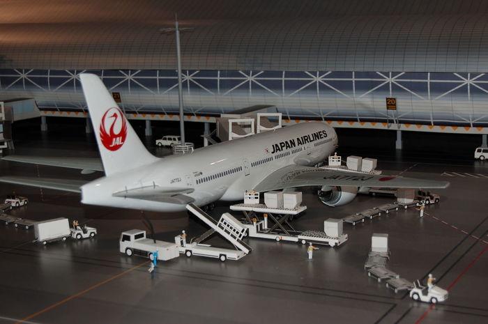 Miniture Airport Airplane Aircraft Japón Japón💙 Japan Airlines Miniture Photogrpahy Japan Japon
