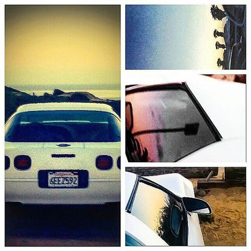 Corvette Sean_goleon Reflection