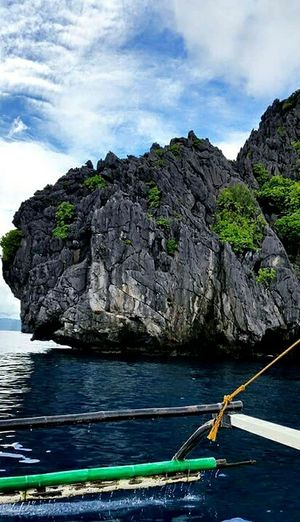 Palawan El Nido Chance To Glance Thebeauty of nature Summer2015 Paradise Beach Philippines <3