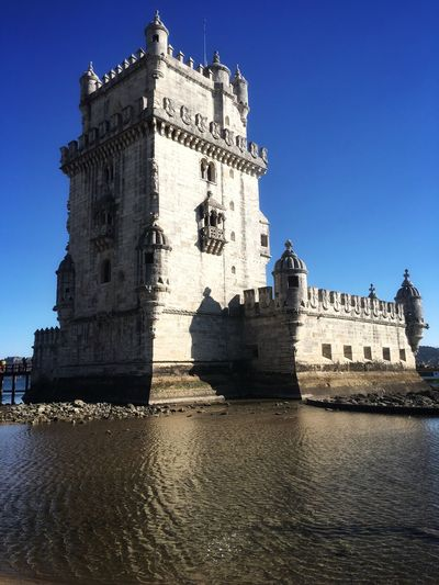 Architecture Built Structure Building Exterior Sky Water Nature Clear Sky Travel Destinations History Waterfront Tourism Outdoors Travel Tower Day