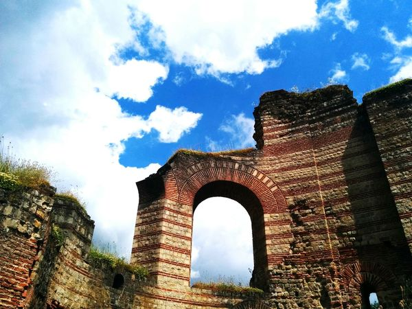 Trier Trier City Trier, Germany's Oldest City Sun Bluesky Clouds And Sky Clouds Sightseeing Römisch Light Amphitheatre This Is LIFE