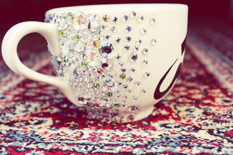 Handmade I Did This Amena Mug Arts Crafts Taking Photos Hello World Coffee Mug By Me 👆 Riyadh City My Work DIY