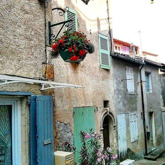Las calles de valensone. Valensone France Francia