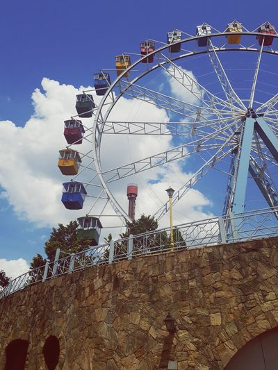 #hopihari #sdd EyeEm Selects Sky Day Outdoors Cloud - Sky Low Angle View No People